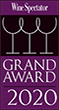 Logo Grand Award 2020 Wine Spectator